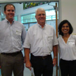 SPARC Executive Committee-David Wright, Ian Small, Sheeja George