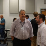 Steve Csonka (CAAFI) & John Leeds (FDACS) at the kickoff