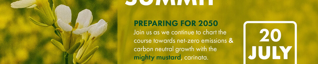 Carinata Biomaterials Summit